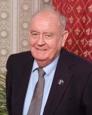 Br Joe Gilleece, photographed in 2013.